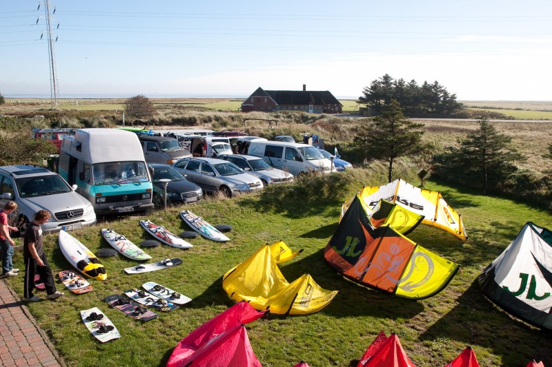 Hvide Sande Kite und Windsurf Equipment